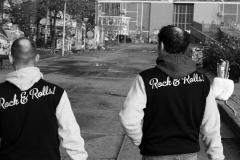rolls-jackets-walking